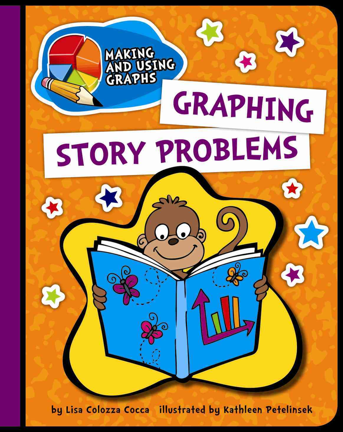 Graphing Story Problems By Cocca, Lisa Colozza